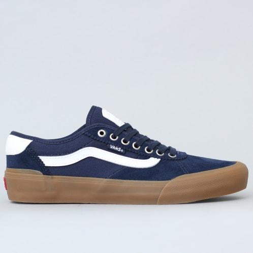 Vans Chima Pro 2 Shoes Navy / Gum / White