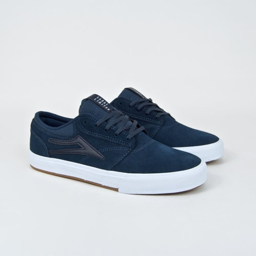 Lakai - Griffin Shoes - Slate Suede