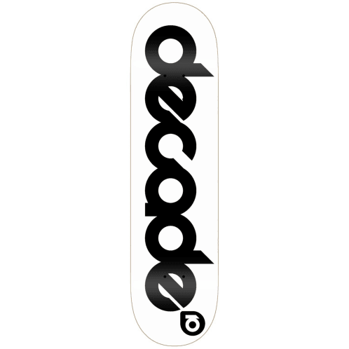 Decade Deck White