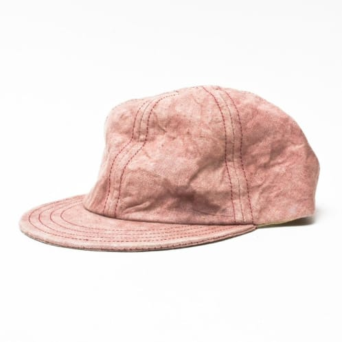 Falcon Bowse Earth Red 6 Panel