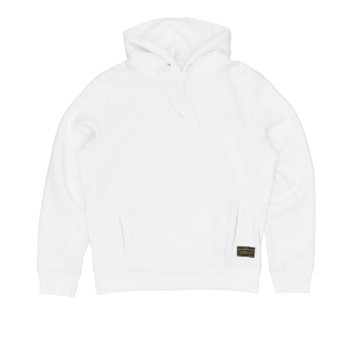 Levis Pullover Hooded Sweatshirt - Bright White