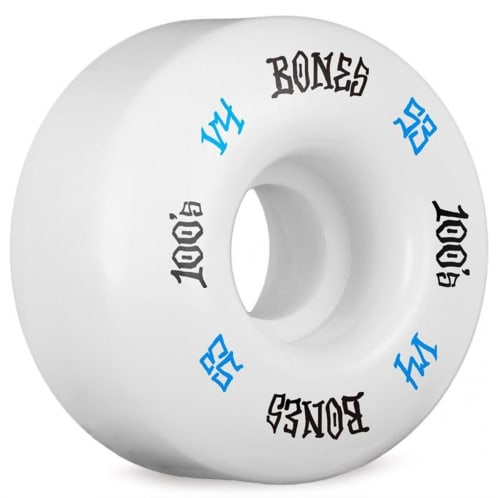 Bones 100's V4 53mm Wheels