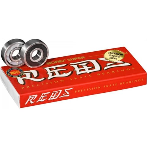 Super Reds Precision Skate Bearings