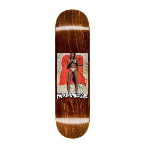 """Fucking Awesome Beach Deck 8.38"""""""