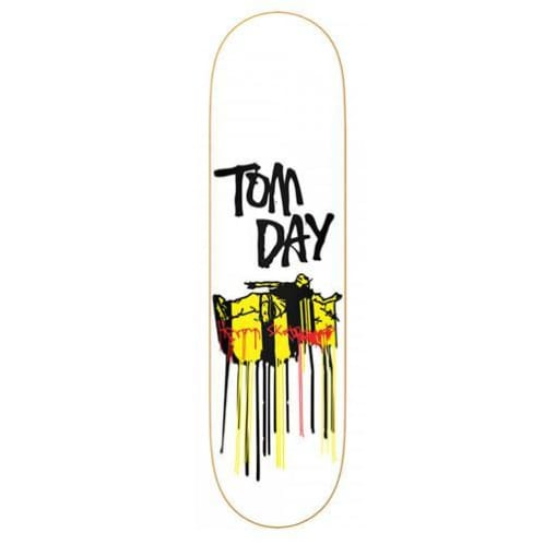 Heroin - Tom Day Good Sh!t Deck - 8.25""