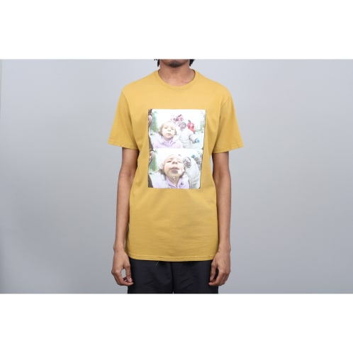 DC Kalis T-Shirt Yellow