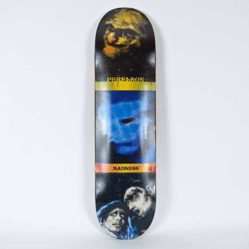 "Madness Skateboards - 8.375"" Shape Shifter Alex Perelson Deck"