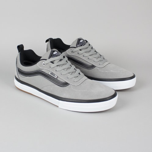 Vans Kyle Walker Pro Shoes (Covert) Drizzle/Black