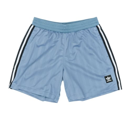 Adidas Clatsop Shorts - Raw Grey/Black/White