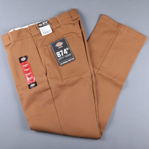 Dickies 'Original 874' Work Pant (Brown Duck)