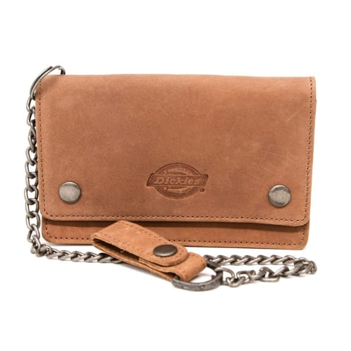 Dickies Deedsville Chain Wallet - Brown