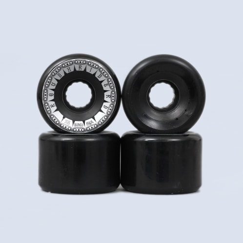 Bones 56mm Rough Riders Tank ATF Wheels Black