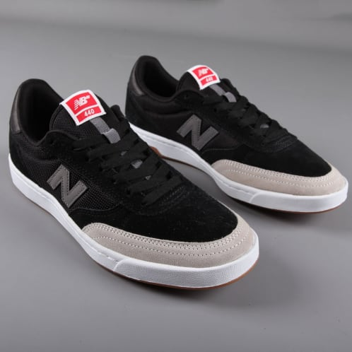 New Balance Numeric '440' Skate Shoes (Black / Grey)
