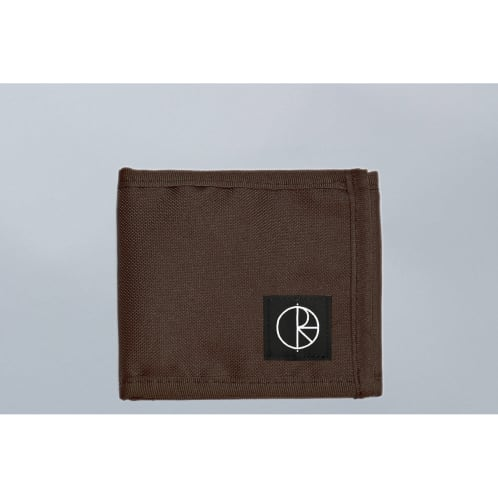 Polar Cordura Wallet Brown