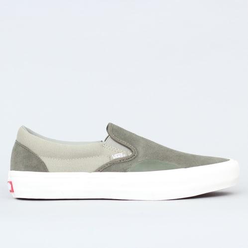 Vans Slip-On Shoes Grape Leaf / Laurel Oak
