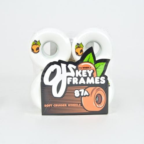 OJ - 58mm (87a) Keyframe Skateboard Wheels