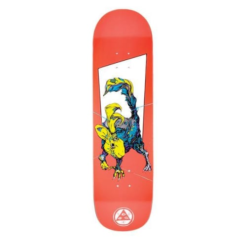 Welcome Skateboards Rabbit on Big Bunyip 8.5""