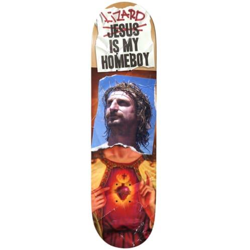 Deathwish Skateboards Lizard King Is My Homeboy Deck - 8.25