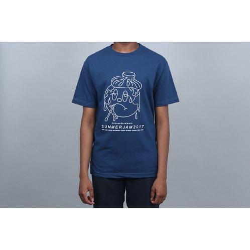 Bronze Summerjam T-Shirt Blue