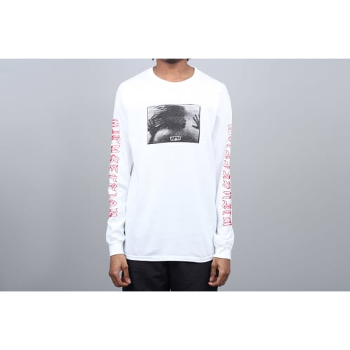 WITH Longsleeve T-Shirt White