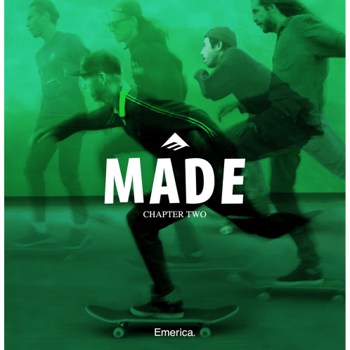 Emerica MADE - Chapter 2 DVD