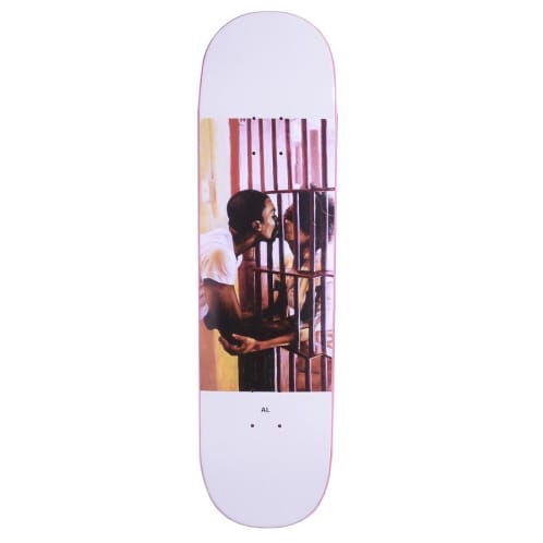 "Quasi ""Davis 'Bars"" Skateboard Deck 8.25"""