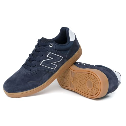 New Balance NM288 Shoes - Navy/White