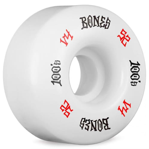 Bones 100's V4 52mm Wheels
