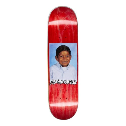 Fucking Awesome Louie Lopez Class Photo Deck 8.25