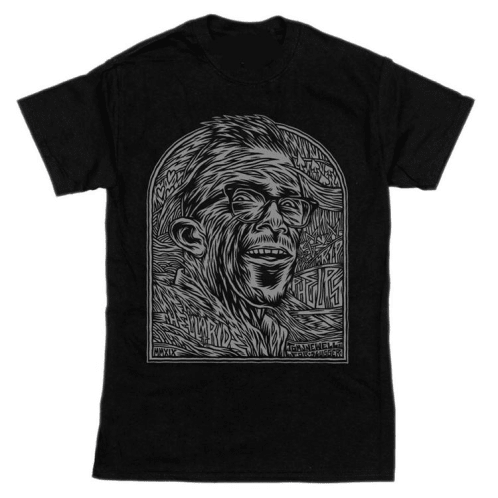 Slugger Jake Phelps Dedication T-Shirt Black