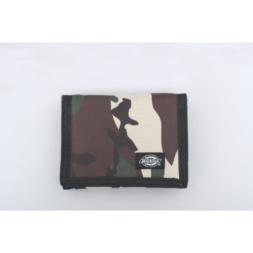 Dickies Crescent Bay Wallet Camouflage
