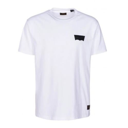 Core Batwing T-Shirt | White
