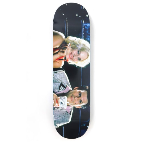 Skateboard Cafe Cinema Deck