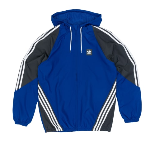 Adidas Inlsey Jacket - Active Blue/Solid Grey/White