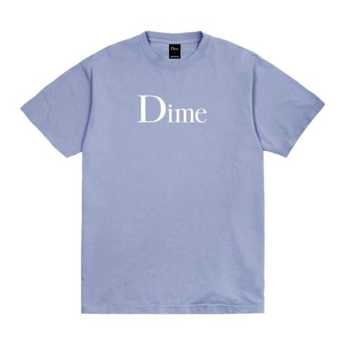 Dime Classic T-Shirt Light Blue