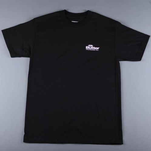 Butter 'Incorporated' T-Shirt (Black)