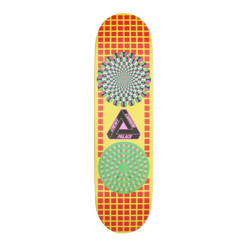 """Palace Pro S16 Chewy Cannon Deck - 8.375"""""""