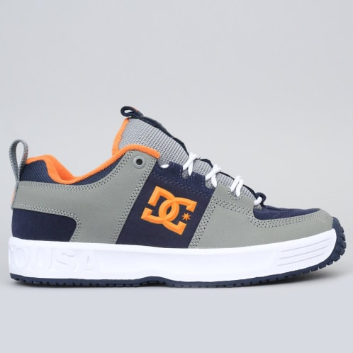 DC Lynx OG Shoes Grey / Orange