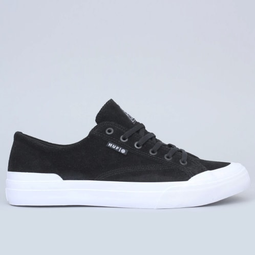 HUF Classic Lo Shoes Black / White