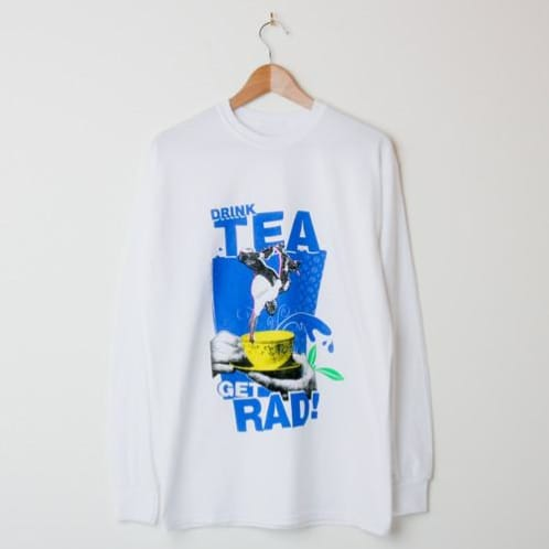 Lovenskate Drink Tea Longsleeve