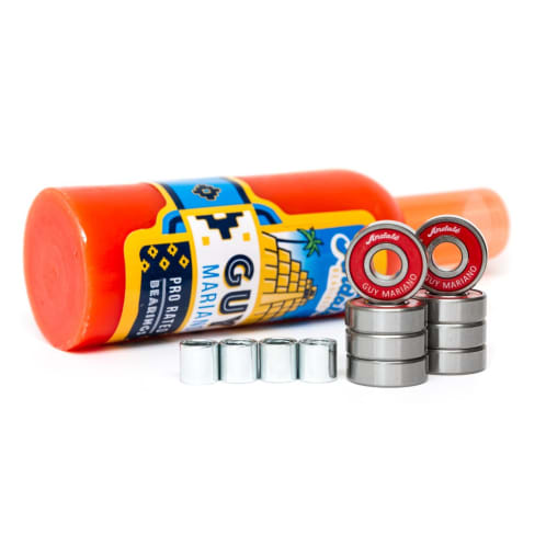 Andale Guy Mariano Hot Sauce Pro Rated Bearings