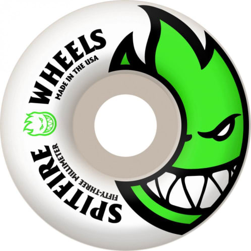 "Spitfire Skateboard Wheels ""Bighead"" 99DU 53mm"