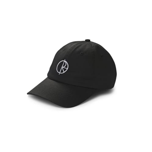 Polar Skate Co. - Stroke Logo Cap - Black