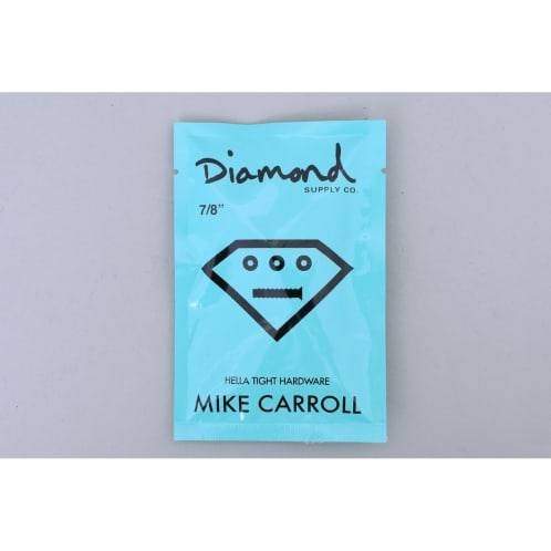 Diamond Carroll Pro 7/8 Bolts Black / Green