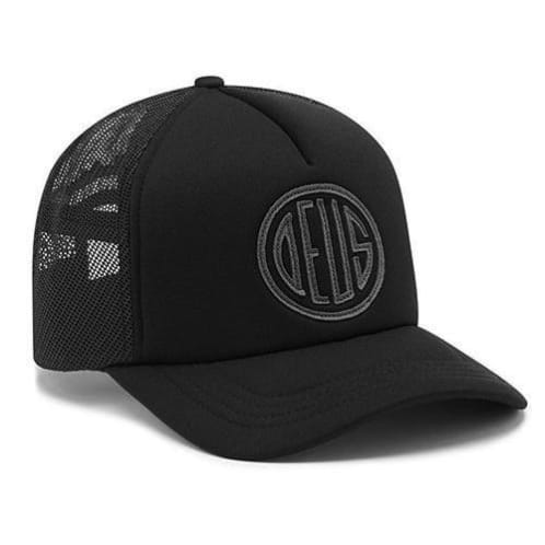Pill Trucker Cap | Black