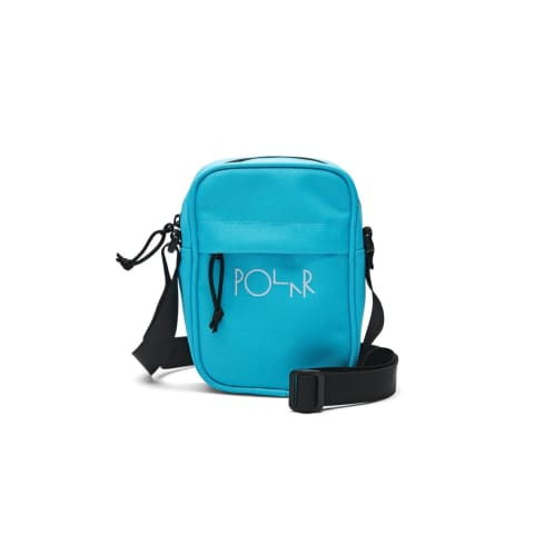 Polar Cordura Mini Dealer Bag - Aqua
