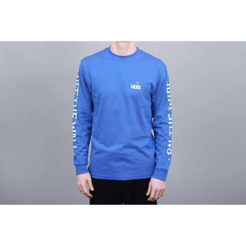 Vans x Anti-Hero Longsleeve T-Shirt Royal Blue
