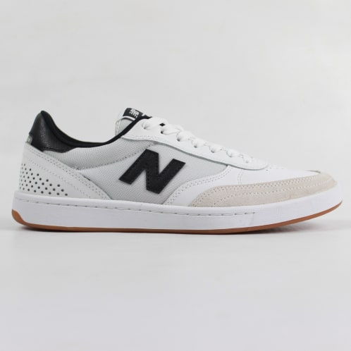 New Balance Numeric 440 Shoe White/Black