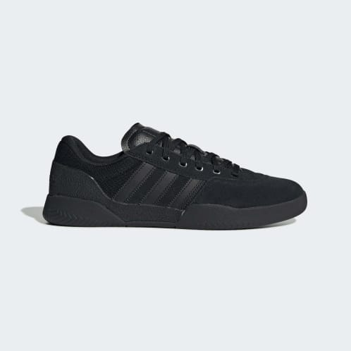 Adidas City Cup Shoes - Core Black/Core Black/Core Black