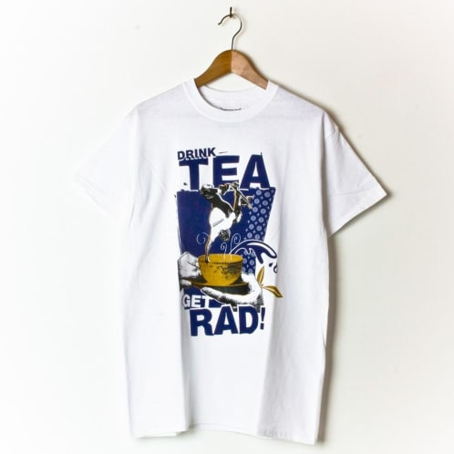 Lovenskate Drink Tea Get Rad